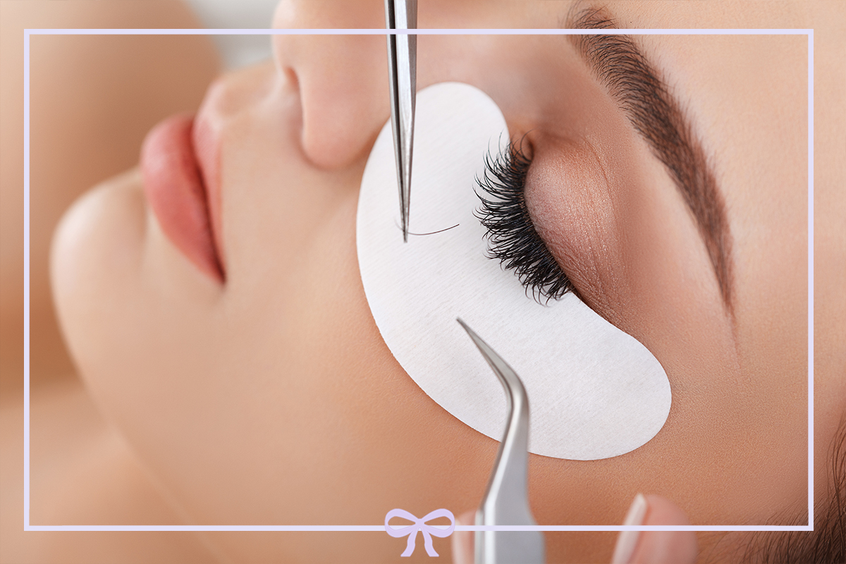 A Prettyparlor Annapolis Eyelash Extensions And Bridal Makeup